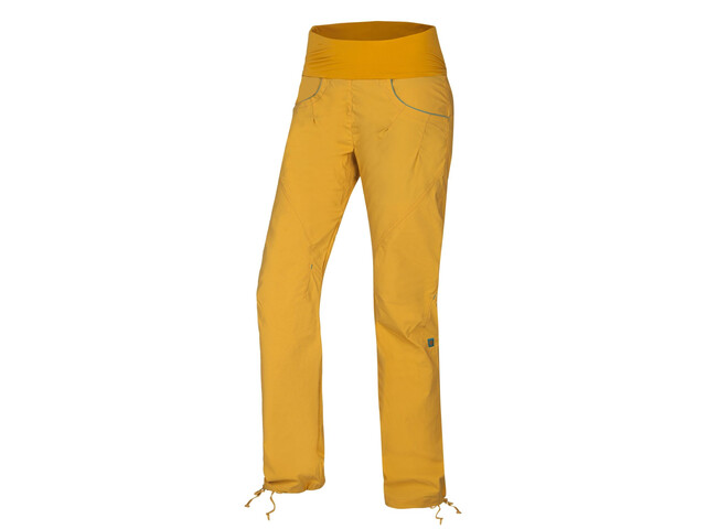 Ocun Noya Pants Women Yellow/Blue